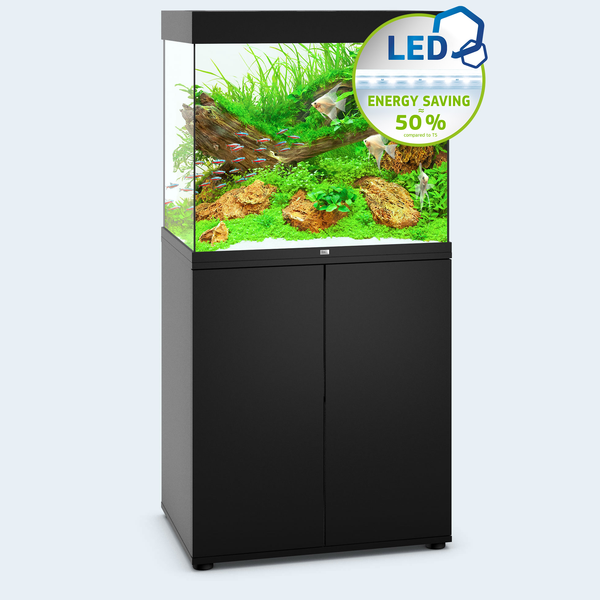 juwel aquarium lido 200 led purchase online. Black Bedroom Furniture Sets. Home Design Ideas